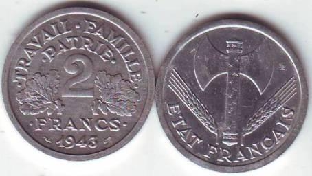 Frankreich Umlaufmünzen Bis 1949 Kaufen Seba Berlin