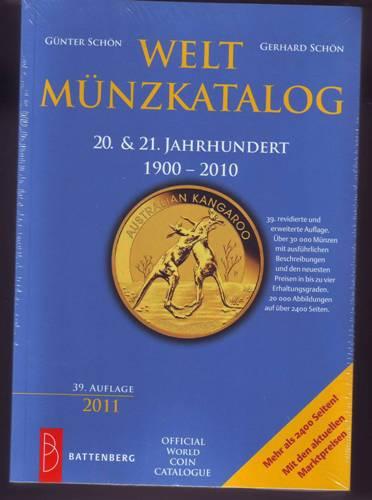 Münzkataloge Schön Gietl Verlag Krause Mishler Worbes Münzen