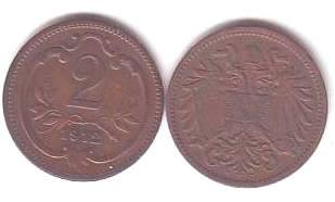 österreich Umlaufmünzen 1892 Bis 1918 Kaufen Seba Berlin