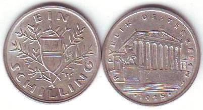 österreich Umlaufmünzen 1923 Bis 1938 Kaufen Seba Berlin