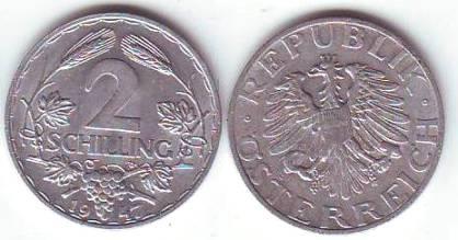 österreich Umlaufmünzen Nachkrieg Kaufen Seba Berlin