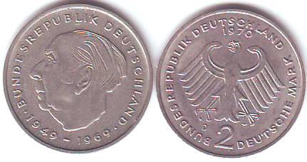 Bund 2 Dm Münzen Kaufen Seba Berlin