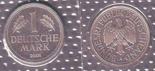 Bund 1 Dm Münzen Kaufen Seba Berlin